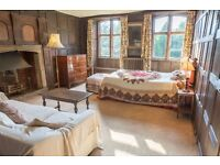 2 Large Rooms in Country House