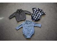 baby boys clothes from Next, 6-9 months, excellent condition