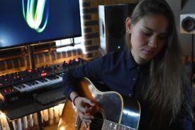 Singer seeks fingerstyle guitarist & co-writer (acoustic / folk / alternative)