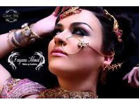 Asian Bridal & Party Makeup & Hair/Hijab Service & Training Bradford