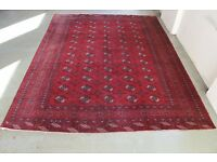Hand knotted semi Antique Persian carpet without any damage 100% wool 320cm X220cm very nice rug.