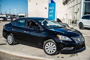 2015 Nissan Sentra 1.8 S CVT - One owner, 100% accident free.