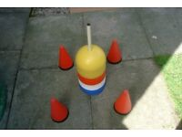sports cone & markers