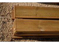 Decking boards for sale - unused