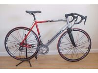 NEARLY NEW CLAUDE BUTLER MILANO ROAD BIKE CARBON FORKS CAMPAGNOLA QUALITY PARTS IN EXCELLENT ORDER