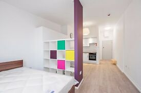Studio/Bedsit, Zone 2/3 ALL INCLUSIVE,Willesden Junction Student/working professionals