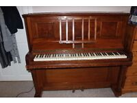 Witton, Witton & co. upright piano. Needs tuning. £100 ono.