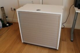 IKEA Galant Roll-front Cabinet (white)