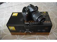 Nikon D3000 Camera kit