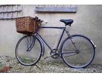 Collectible vintage 1960s BSA bike for sale