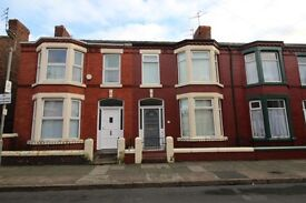 4 BED HOUSE AVAILABLE NOW! IN THE HEART OF WAVERTREE! UTILITY BILLS AND WIFI INCLUDED!
