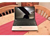 Packard Bell Easynote TE11 Windows 10 Fully Working Laptop