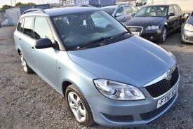 2010 SKODA FABIA 1.6 CR TDI ESTATE -2 KEEPERS 92 000 MILES 55+ MPG! Avant Touring Golf A4