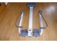 Pro Fitness rowing machine in good condition.