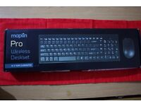 PRO Wireless Keyboard and Mouse