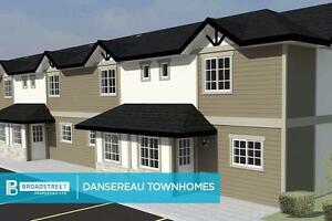 Brand new 3BRM townhomes in Beaumont!