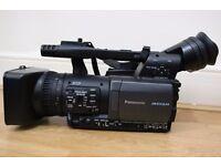 Panasonic HMC-151E Professional Camcorder w/ Rare Opteka Titanium HD Fisheye