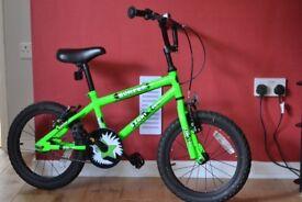 Bumper-Stunt-Rider-Kids-Bike-Boys-16-inch-wheel