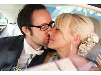 WEDDING PHOTOGRAHY from £175 + FREE HD FILMING + FREE PRINTS