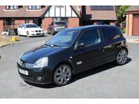 Renault clio 182 (not honda, ford, vauxhall, peugeot)