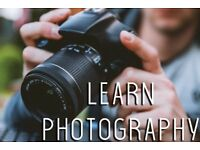 Photography Classes - LEARN PHOTOGRAPHY - Camera & Photography Skills