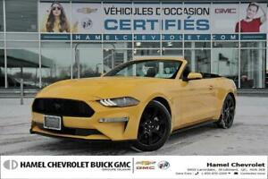 2018 Ford Mustang +CUIR+NAVIGATION