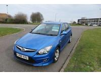 HYUNDAI I30 1.6 CLASSIC CRDI,2010,Only32,000mls,64mpg,£30Road Tax,Service History,Very Clean Vehicle