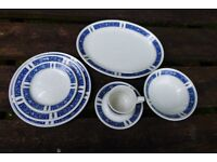 Steelite tableware, for use in restaurants, schools, homes etc., good condition