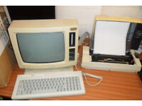 Vintage working or non-working AMSTRAD PCW, PC & CPC Computers Wanted