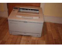 HP Laserjet 5000 - laser black white A3 printer - extra toner