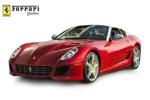 2011 Ferrari 599 SA APERTA F1