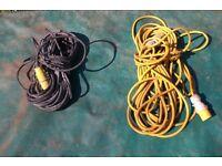 110 v0lt three core h/d cable