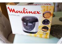 Moulinex Supralys AKG531 Deep Fat Fryer, Stainless Steel , Excellent condition!!