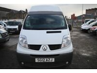 RENAULT TRAFFIC LH29 DCI – 12-REG