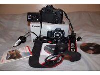 Canon 60D 18MP Digital SLR Camera + 18-55mm Lens