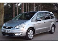 Ford Galaxy 2.0 TDCi Ghia 5dr FSH, FINANCE ME 2DAY