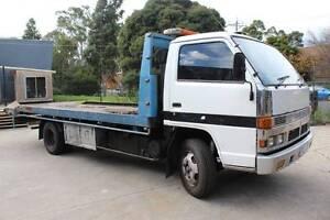 Isuzu Tow Truck - Tilt Tray Knoxfield Knox Area Preview