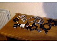 TV to DVD scart and other connector for sale