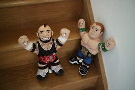 Brawlin Buddies - John Cena & Brodus Clay
