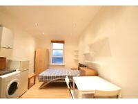 BRIGHT & SPACIOUS STUDIO FLAT AVAILABLE TO RENT IN WILLESDEN GREEN - JUBILEE LINE