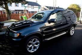 BMW X5 'NOV 03' EXCELLENT CAR