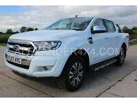 2017 Ford Ranger Limited 3.2 Auto