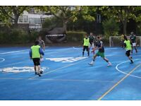 Spaces now available for new teams and individuals in Battersea 5-a-side league!