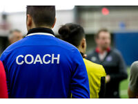 Voluntary Assistant Football Coach wanted for Juniors u10s football team Old Trafford players needed