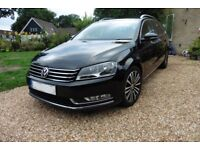 Voltswagen Passat Estate 2.0 TDI Sport 140 Bluemotion Tech 1 previous owner