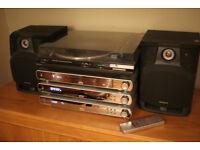 Bush Acoustics Hifi Separates: CD Player CDP2025