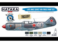 HATAKA Late WW2 Soviet Air Force (Blue) BS20