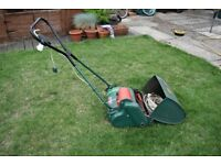 Qualcast Punch Electric Lawnmower