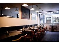 10 Greek Street & 8 Hoxton Square is looking for Chef de Partie's