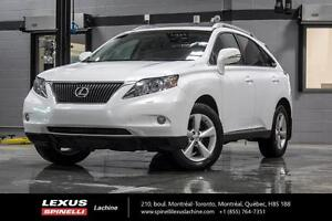 2010 Lexus RX 350 GROUPE PREMIUM 1 AWD-LOW KMS-VERY CLEAN